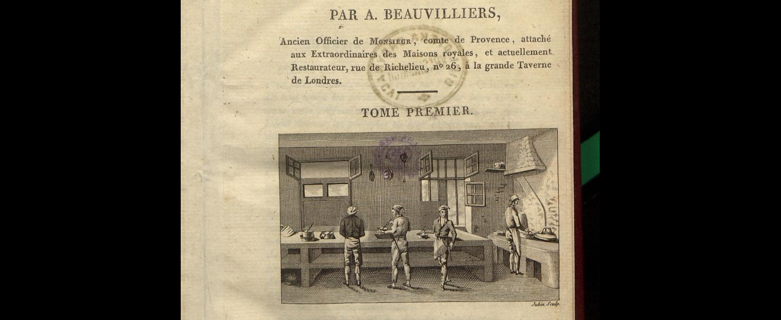 Kuchnia francuska 1814