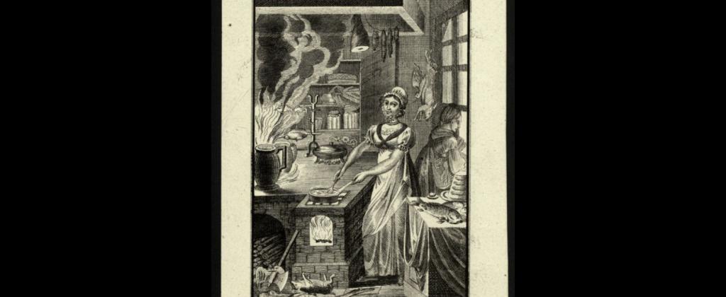 Kuchnia wiedeńska 1822