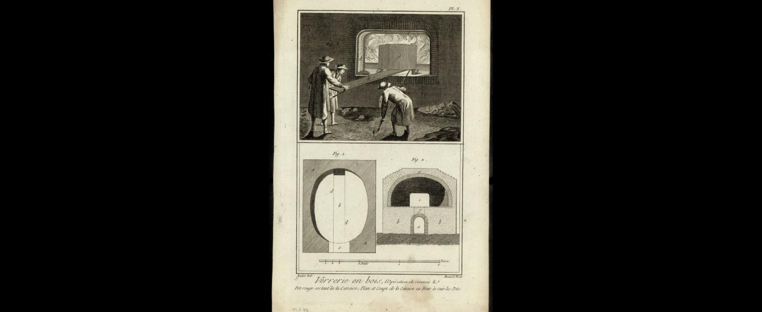 Piec  Francja 1772 rok