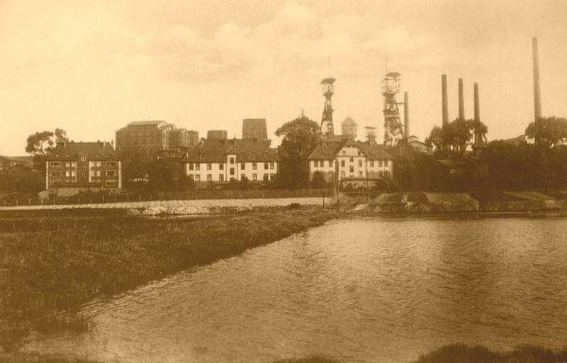 Katowice 1935 rok kopalnia Fryderyk_800x512