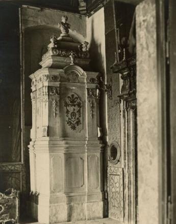 podhorce zamek-pokój zwierciadlany zaborowski Piotr 1905-1916++