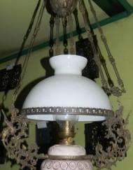 Lampa naftowa C
