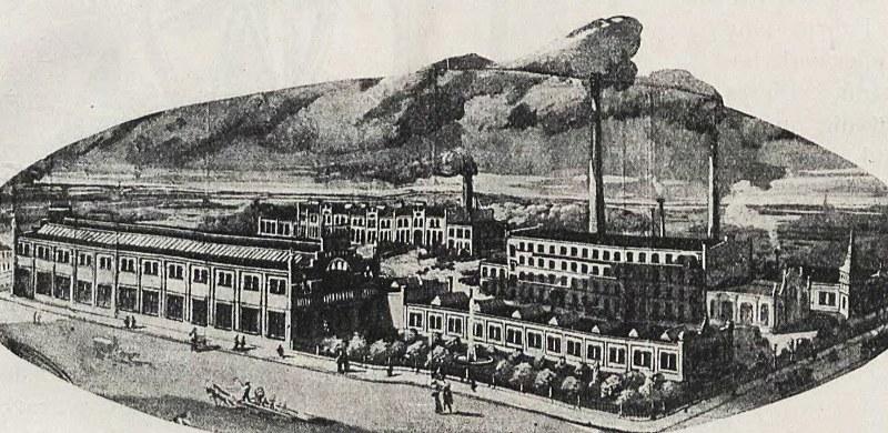 Odlewnia żeliwa i Fabryka maszyn Teichert & Son==_800x390